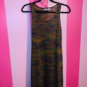 Long Boho Dress!